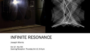 Curatorial: Infinite Resonance - Joseph Morris