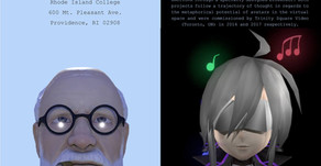 Curatorial: //Lonely Avatars: Solo Exhibition of Alex M. Lee @ Chazan Family Gallery