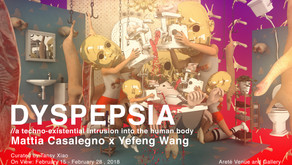 Dyspepsia: A Techno-Existential Intrusion Into The Human Body