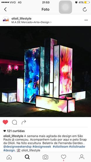 Instagram&Instalação