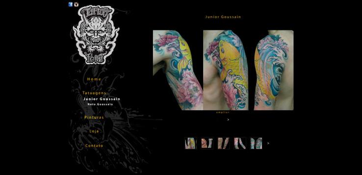 Site Tattoo Point