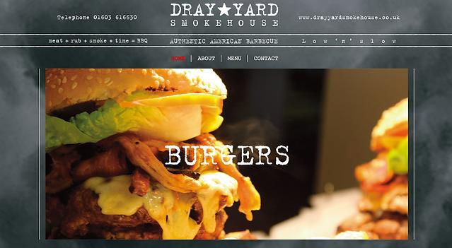 Dray Yard Smoke House Norwich
