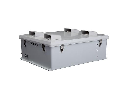 HW2-N30-1V - Gen2 30x24x11 Enclosure, 120Vac MNT Plate, Vent