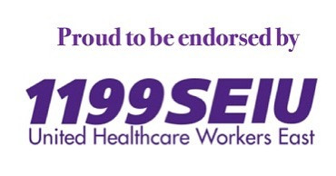 SEIU 1199 Endorsement