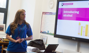 Knowsley Youth Mutual with Year 11 – Alcohol Awareness
