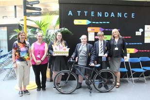 Summer Attendance Challenge Winners