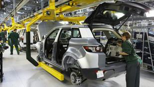 Jaguar Land Rover Visit