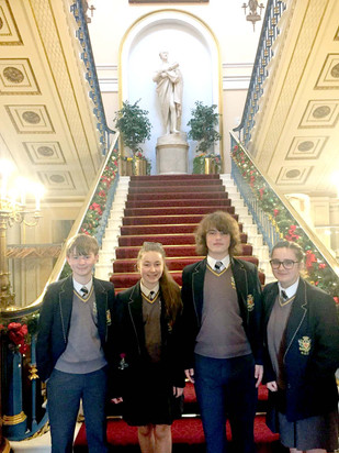 Trip to Liverpool Town Hall