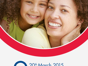 World Oral Health Day 2015!
