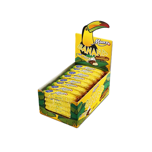 Munz Schokoladen Bananen