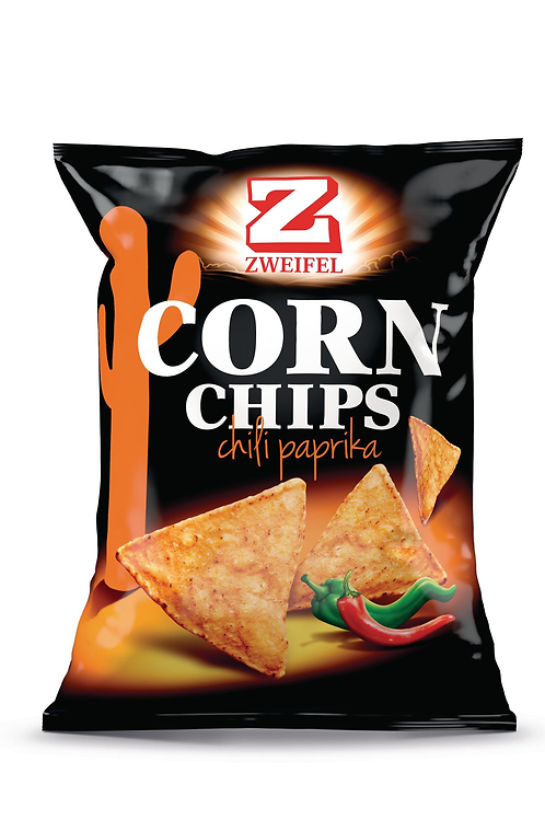 Corn Chips chili paprika
