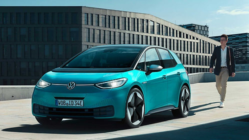 Vermietung VW ID. 3