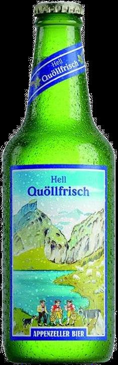 Quöllfrisch hell