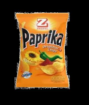 Zweifel Chips Paprika Orginal