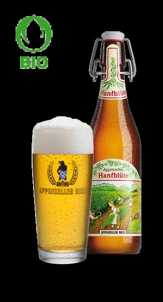 Appenzeller Bier Hanfblüte