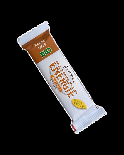 Dinkel Energie Riegel Kakao Bio Vegan