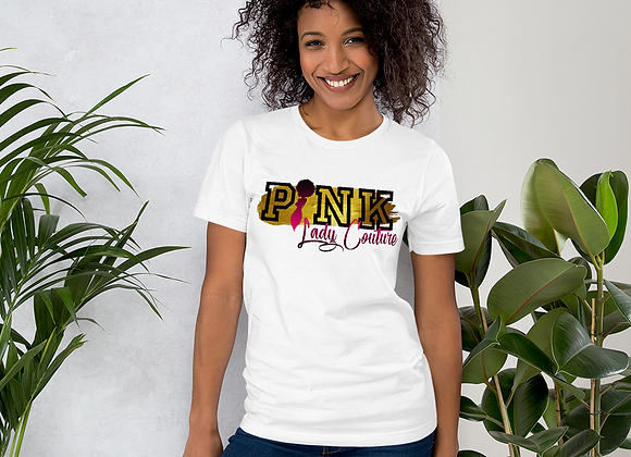 Pink Lady Couture Signature Ladies Tee