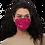 Thumbnail: The PINK Out Friendmas Christmas Face mask