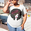 Thumbnail: Pinked & Melanated Diva Ladies Tee