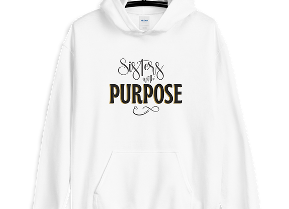 Sisters with Purpose Classic Hoodie