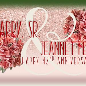 Harry & Jeannette Reynolds