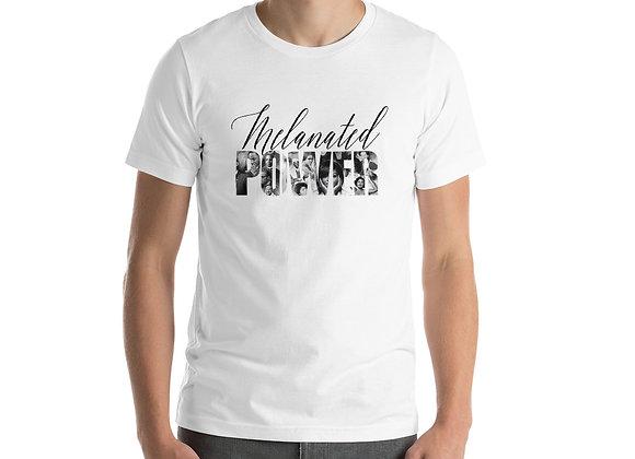 Melanated Power Short-Sleeve T-Shirt