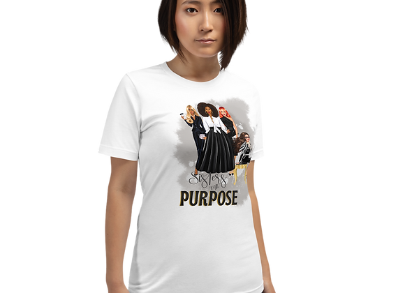 Sisters with Purpose Tee