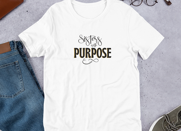 Sisters with Purpose Classic Tee