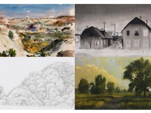 """""""A Landscape Show"""" Artist Talk"""