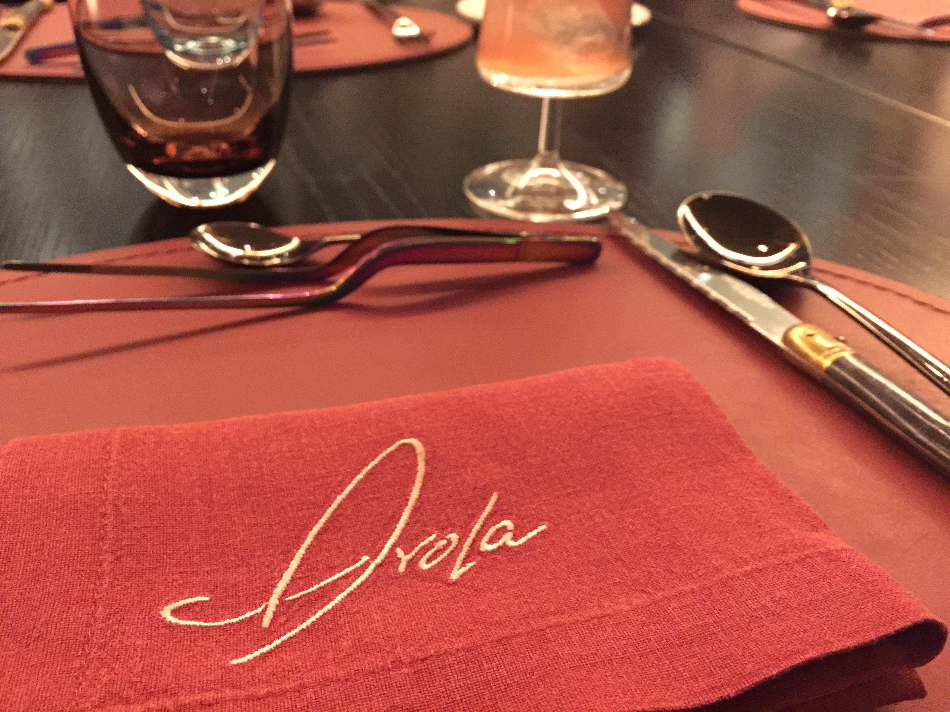 Arola Restaurant İstanbul