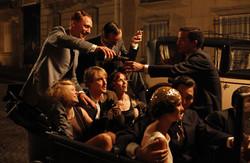 Paris'te Gece Yarısı Filmi