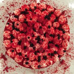 Kitchenette Red Velvet Cake