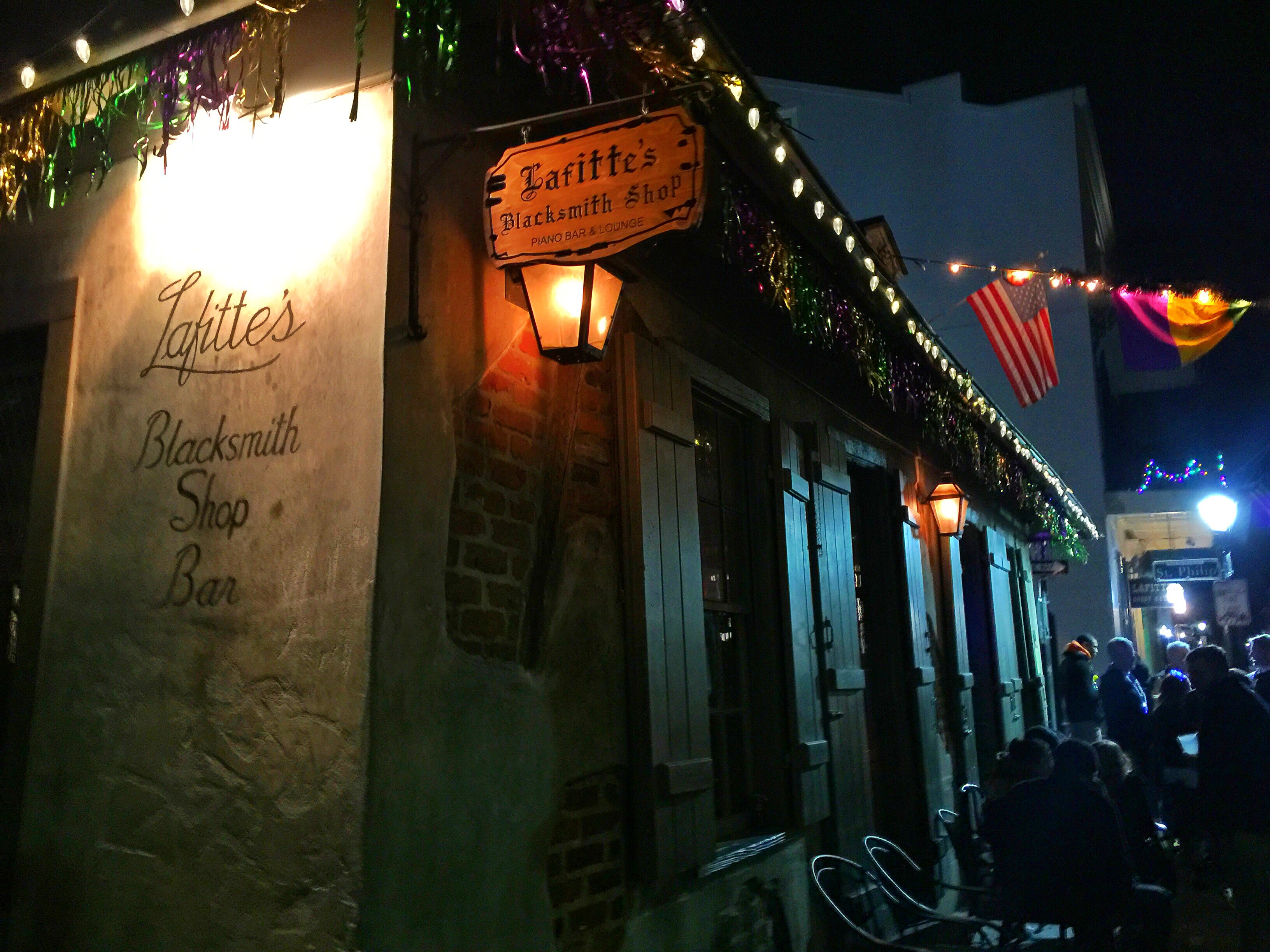 Lafitte Blacksmith's