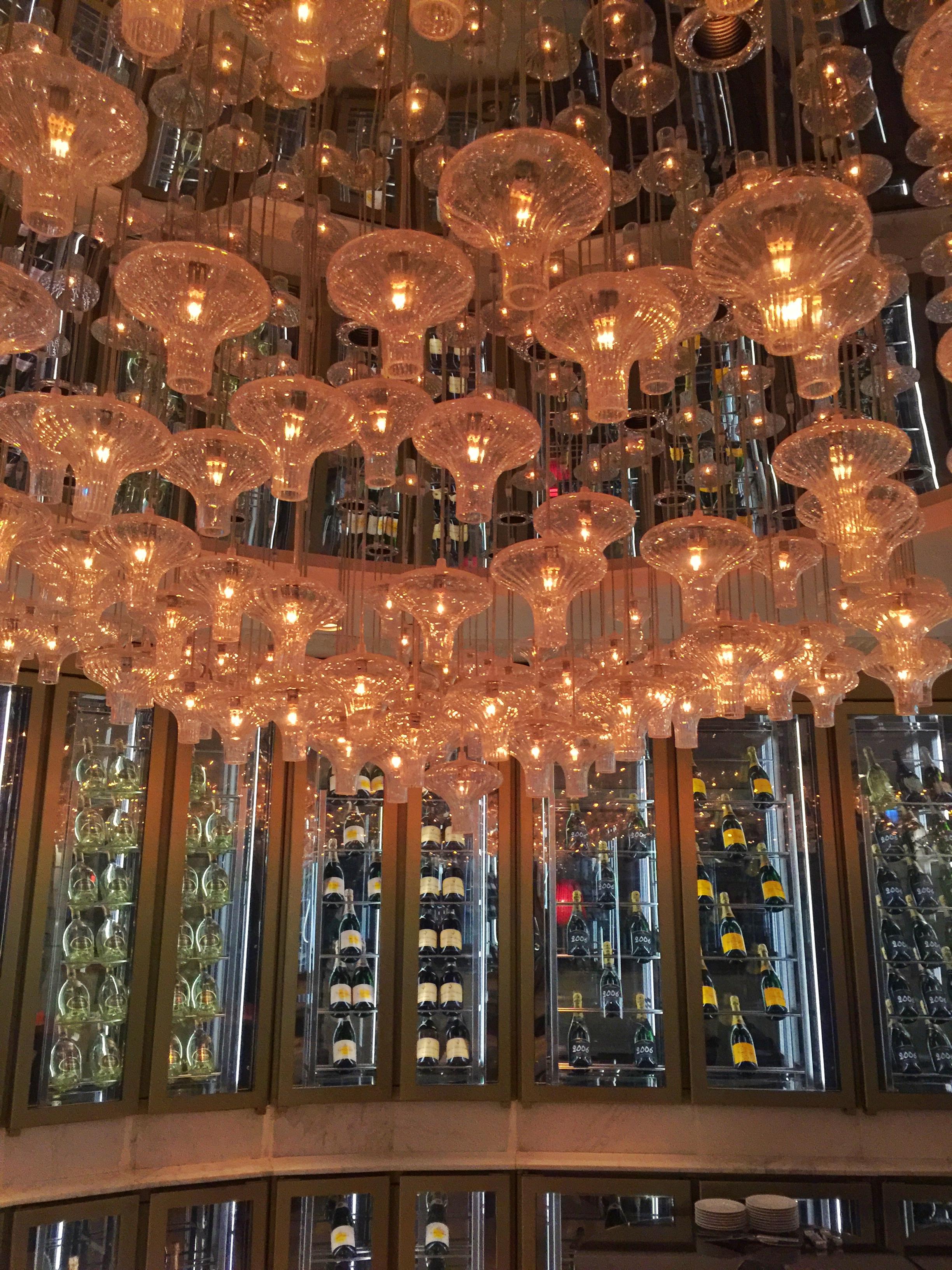 Raffles Hotel Champagne Bar