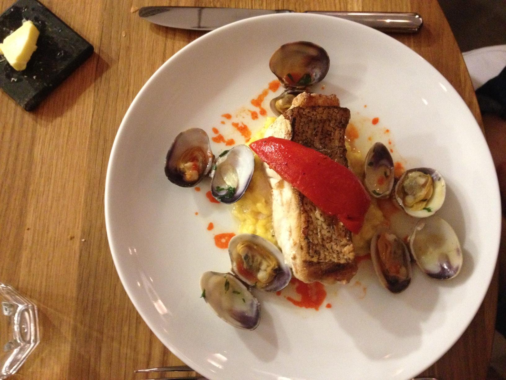 Tom's Kitchen Istanbul fish.JPG
