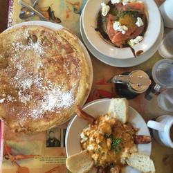 Surrey's Cafe Kahvaltı
