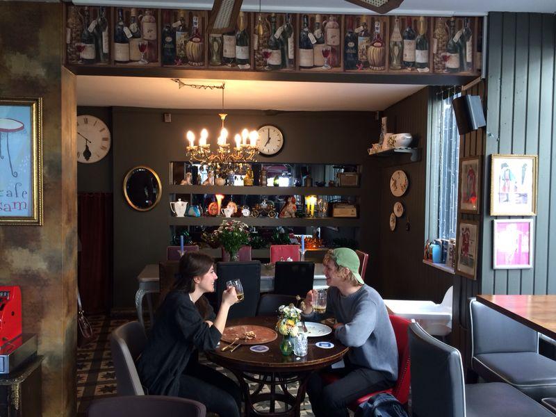 Susam Cafe Cihangir