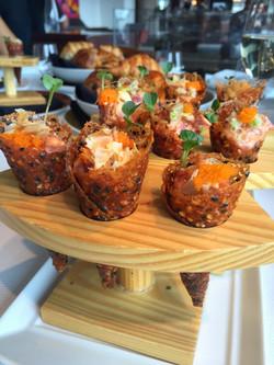 Tuna Tartar Külahları