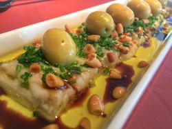 Patlıcan, Zeytin, Çam Fıstığı