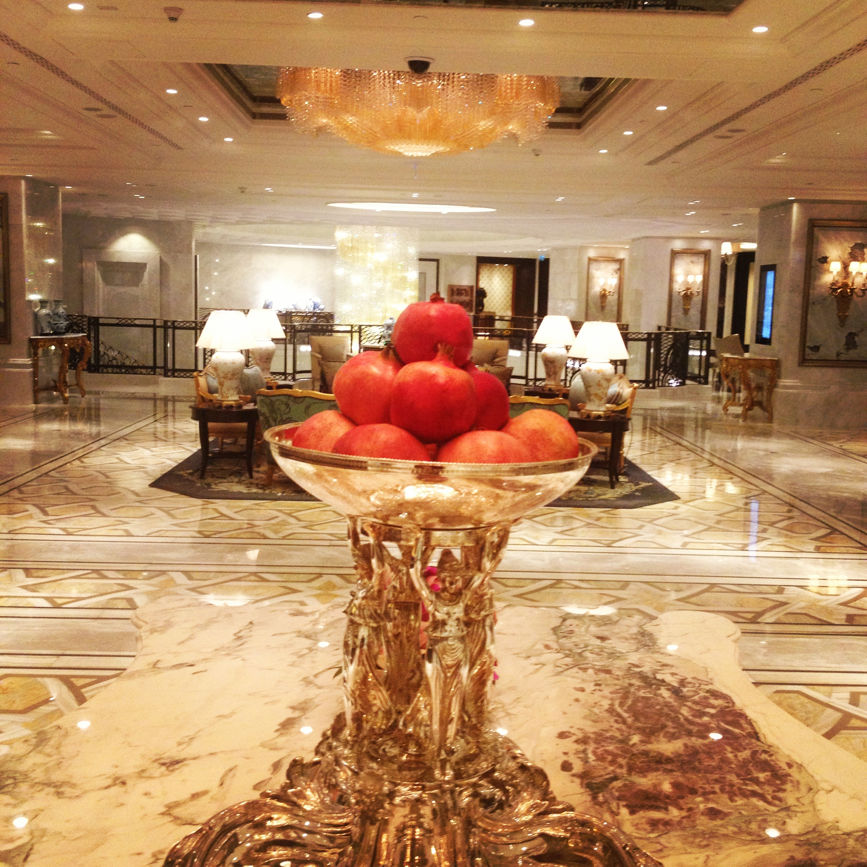 Shang Palace - Shangri La Bosphorus