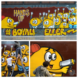 Boyali Eller_hands up