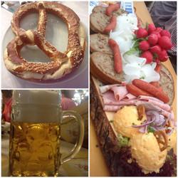 Oktoberfest Lezzetleri