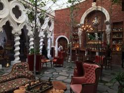 Sacred House Lounge