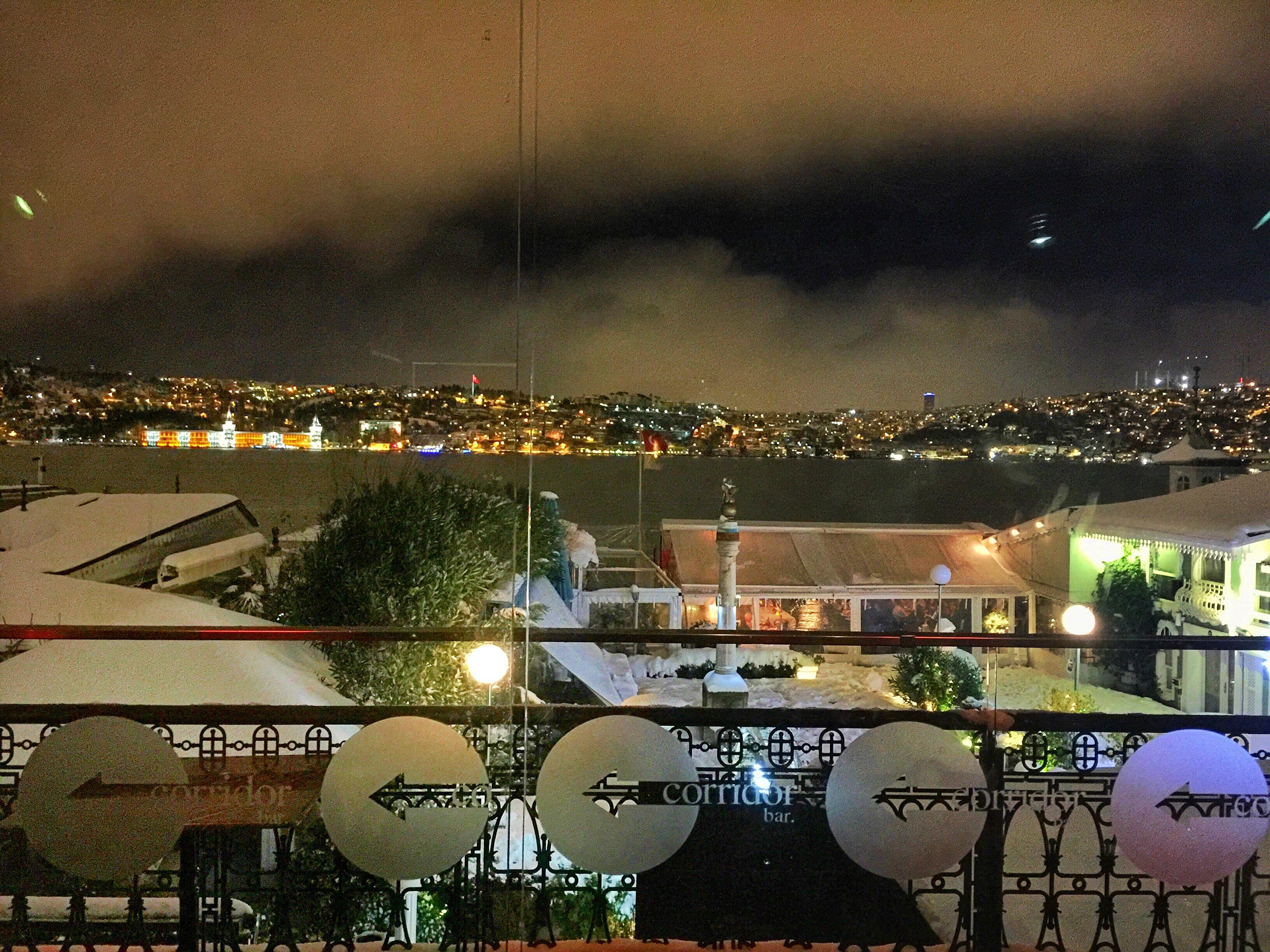 Istanbul'da Yeni Yıl