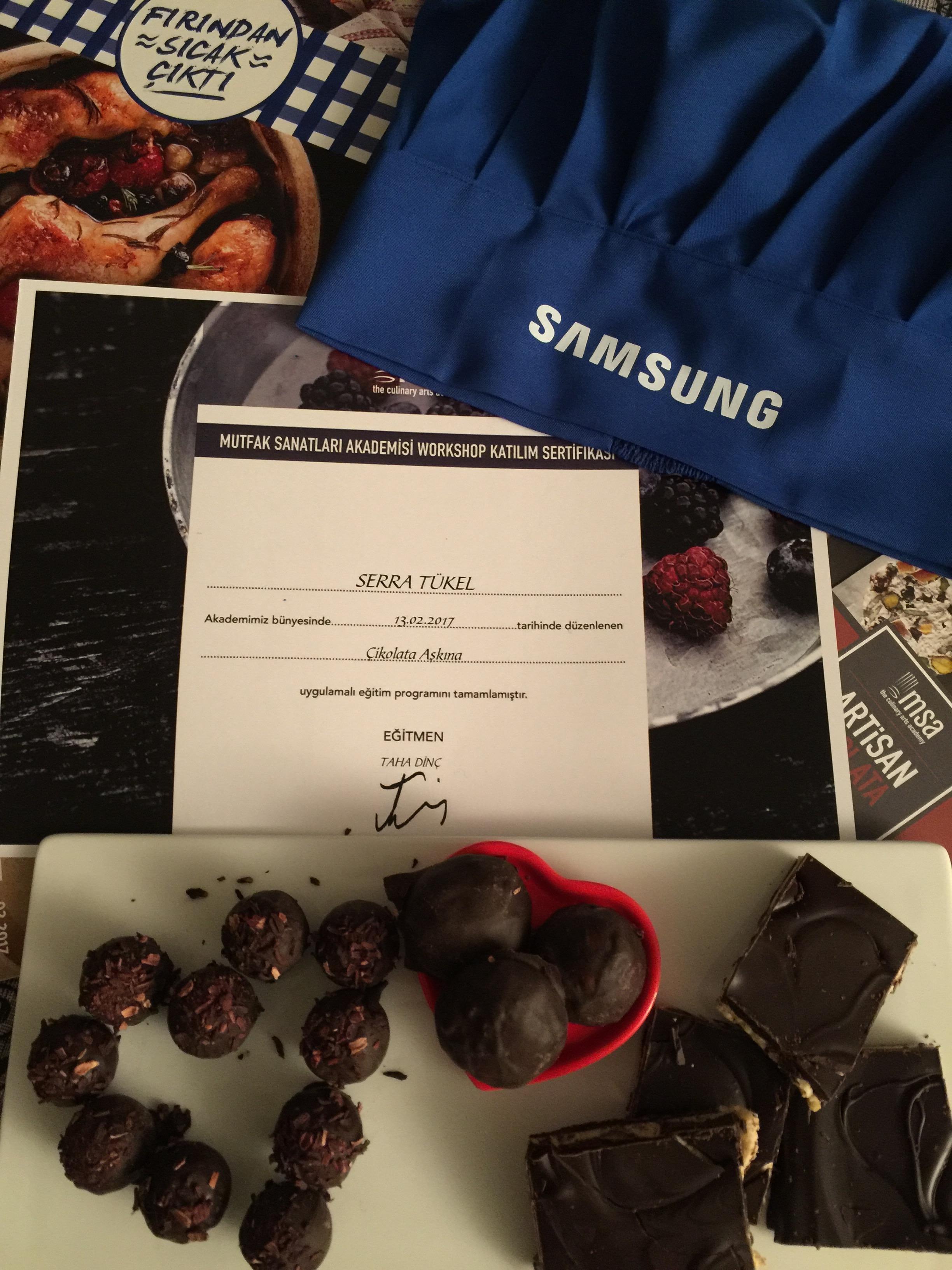 Samsung Mutfakta