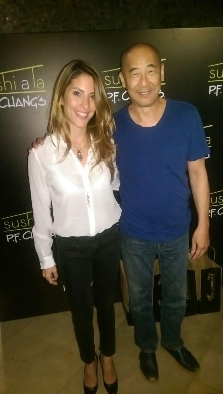 Philip Chiang ile..