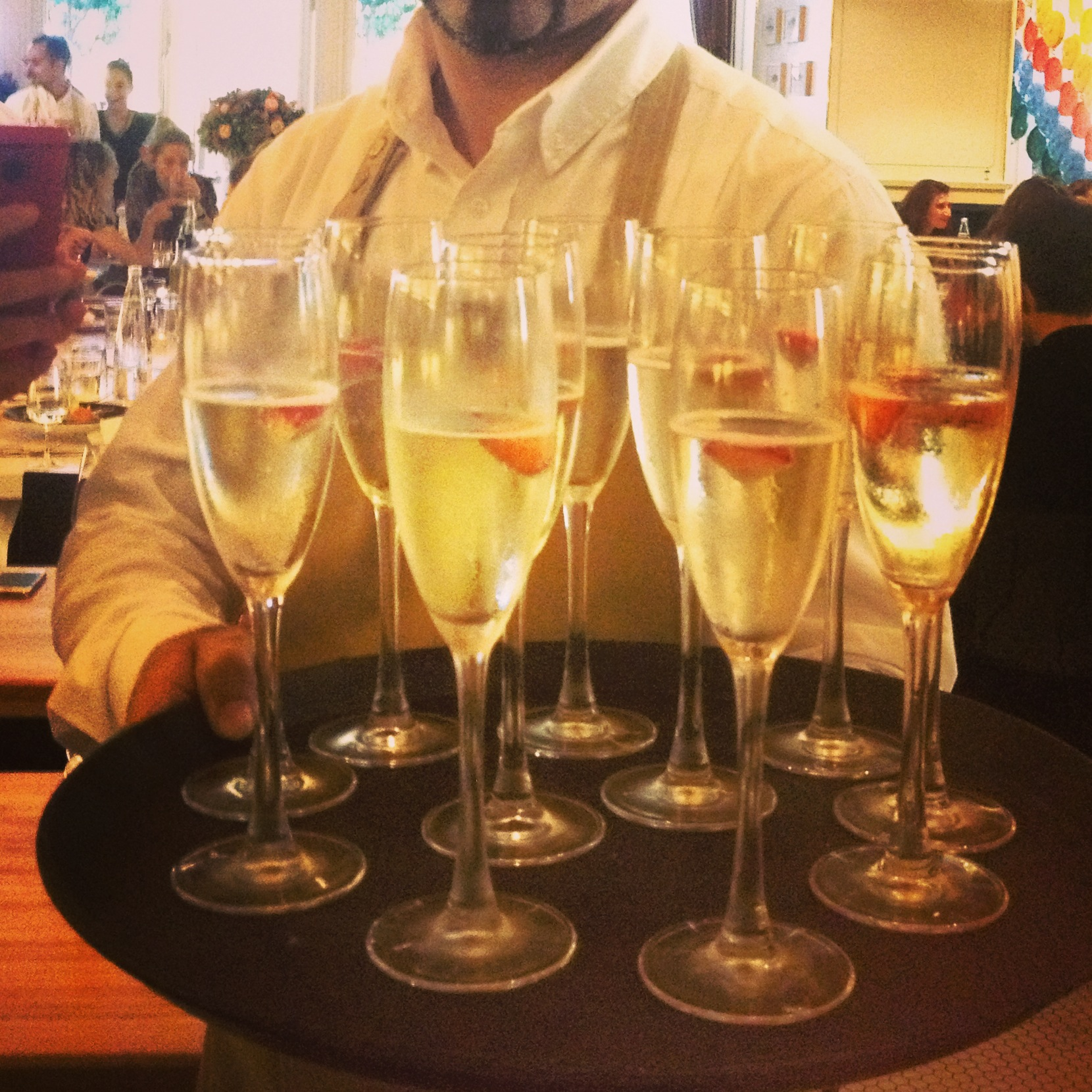 Prosecco'lu Happy Hour