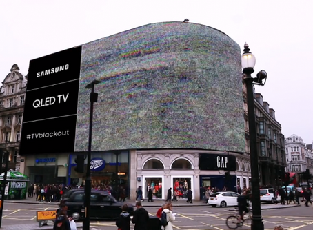 Samsung Turn Off of Millions of TV