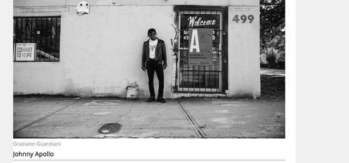 Billboard X Johnny Apollo