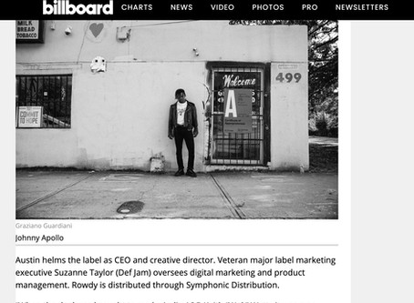 Selected by Billboard